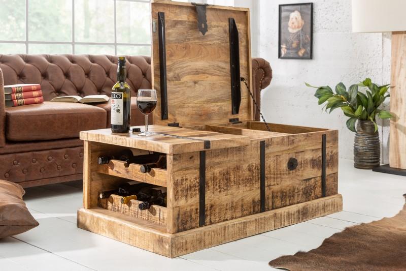 Konferenční stolek Willson 100cm x 60cm - mango / 39814