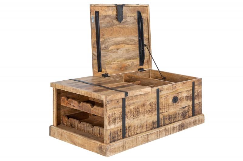 Konferenční stolek Willson 100cm - mango / 39814