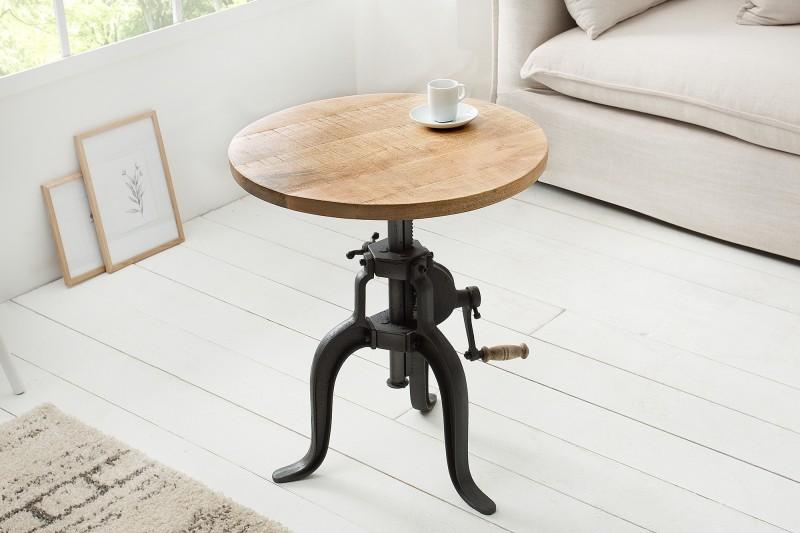 Konferenční stolek Francis 50cm - mango / 38723