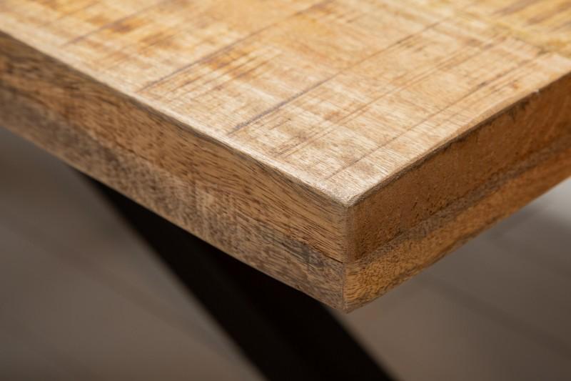 Jídelní stůl Galaxie 180cm x 90cm - mango / 39443