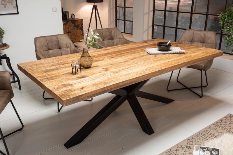 Jídelní stůl Galaxie 200cm x 100cm - mango / 39444