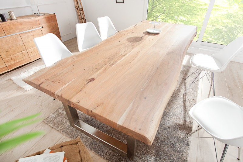 Jídelní stůl Accra 300cm x 100cm - akát / 39363