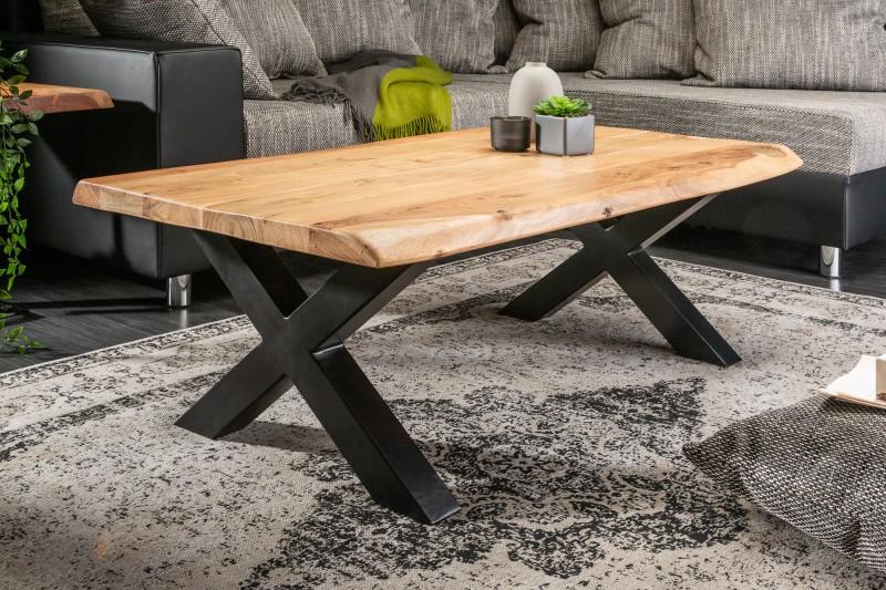 Konferenční stolek Colombo 110cm x 60cm - akácie / 39739