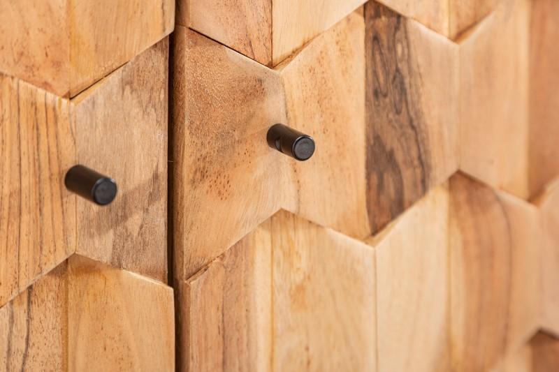 Barová skříňka Viamo 76cm x 89cm - akát / 39740