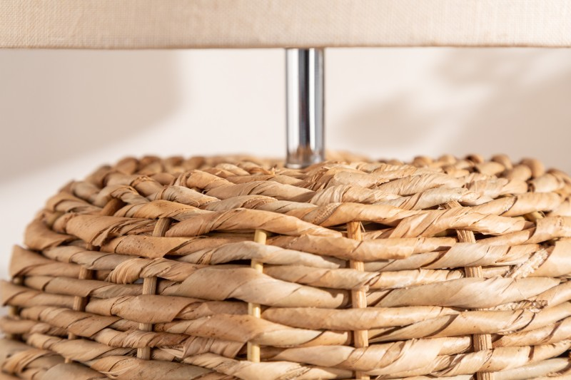 Stolní lampa Nature 47cm - pletená / 39640