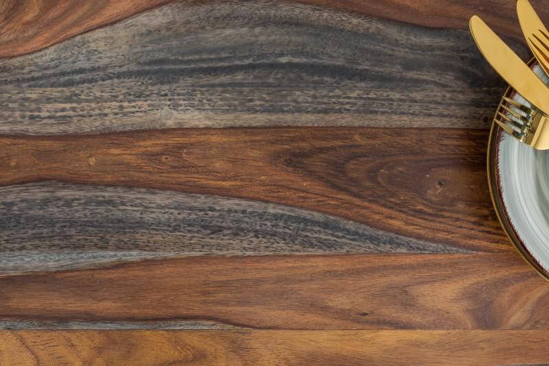 Příborník Puerto Rico 160cm x 75cm - Sheesham, kouřově šedý  / 39746