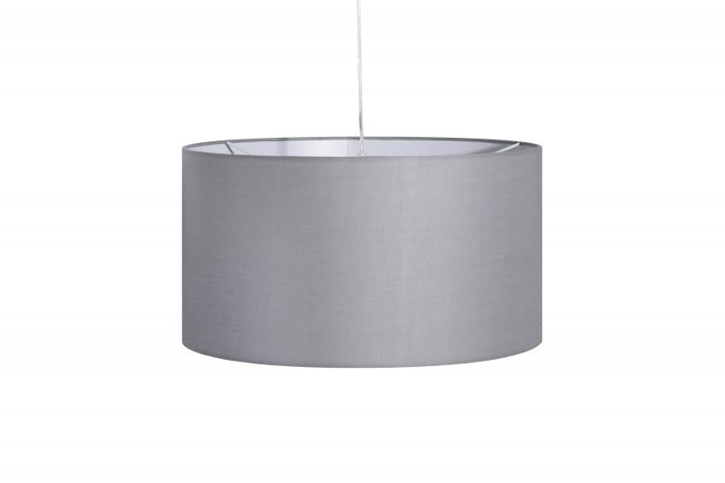 Závěsné světlo Emma 50cm - šedá / 39617