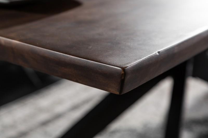 Jídelní stůl Tampa 200cm x 90cm - akát / 39341