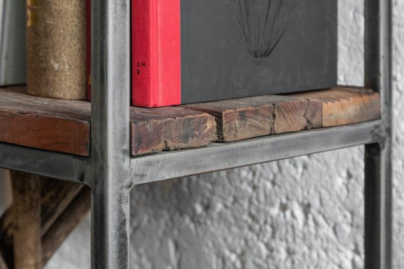Regál Holden 95cm x 186cm - recyklované dřevo / 39588
