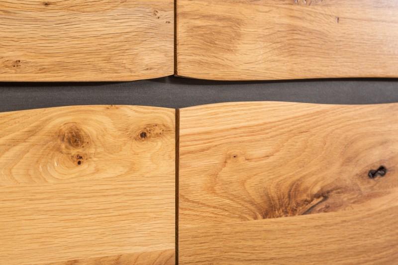 Příborník Bahia 160cm x 88cm - divoký dub / 39435