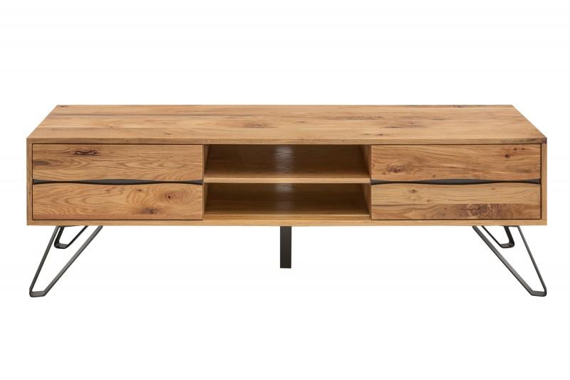 Televizní stolek Bahia 160cm x 50cm - divoký dub / 39434