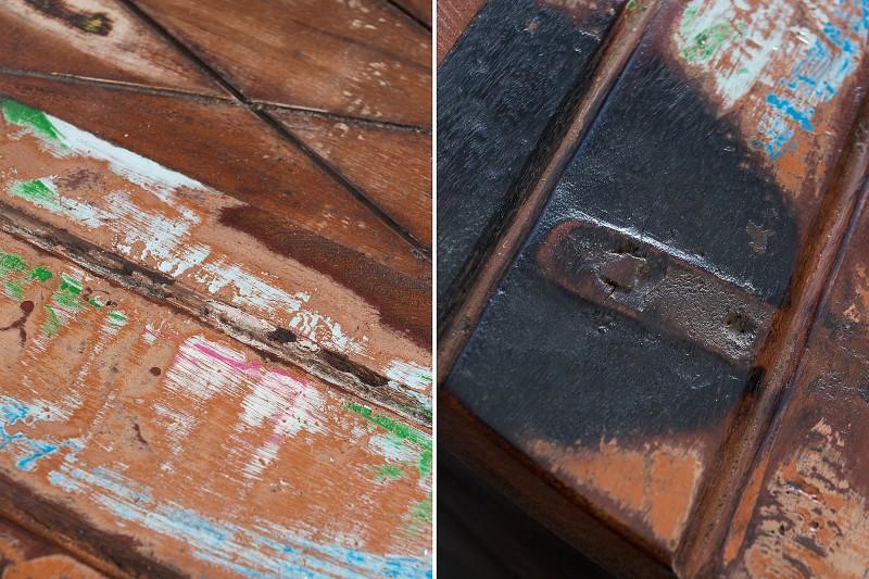 Barový stůl - stříbrná / 38971