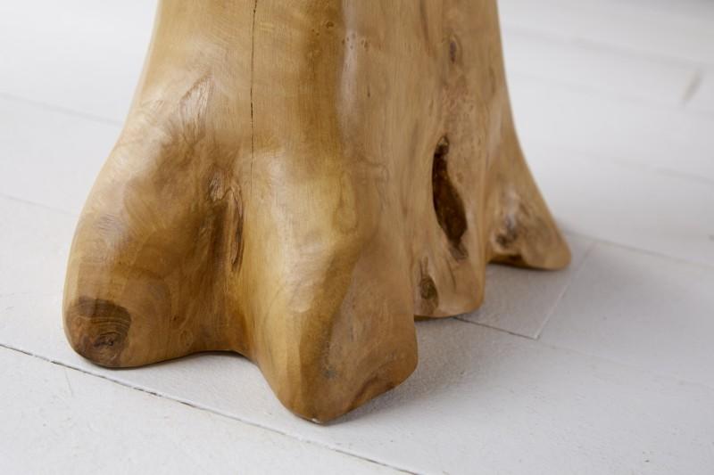 Konferenční stolek Roots 50cm x 60cm - teak / 38238