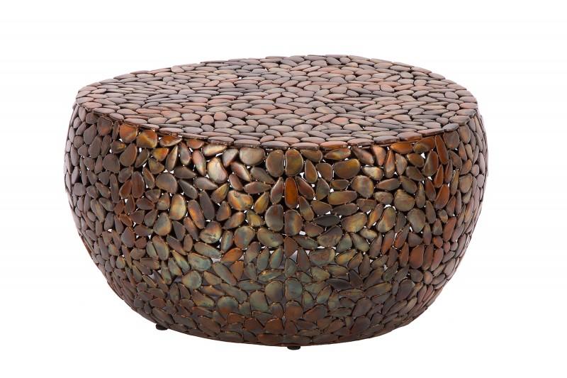 Konferenční stolek Magic 82cm - měděný / 39520