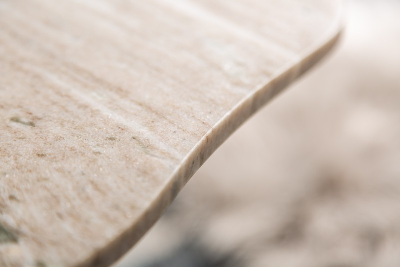 Příborník SimplyClever 42cm mramorová bílá / 39506