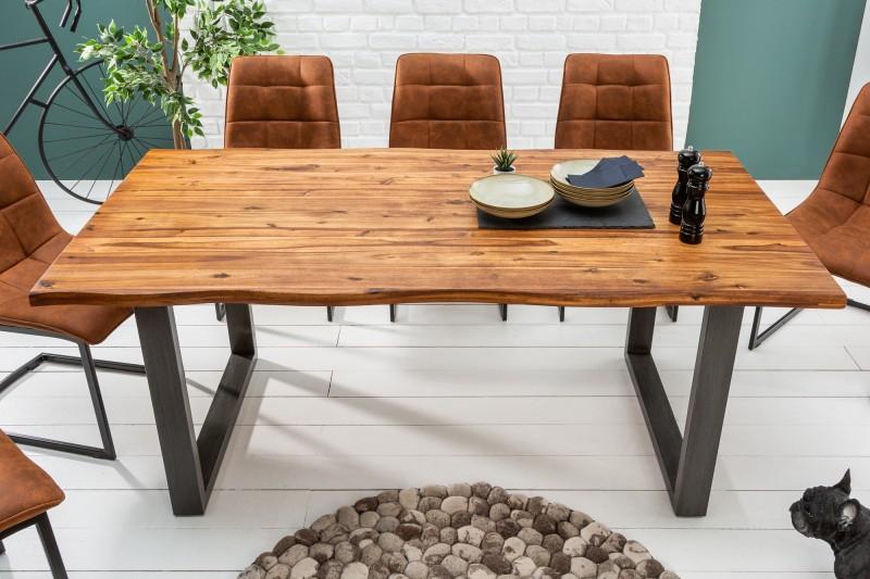 Jídelní stůl Colombo Honey 200cm x 100cm - akát / 36759