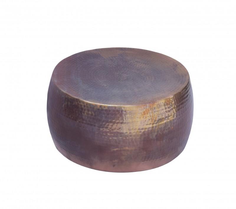 Konferenční stolek Sidon 60cm - plamenná měď / 39884