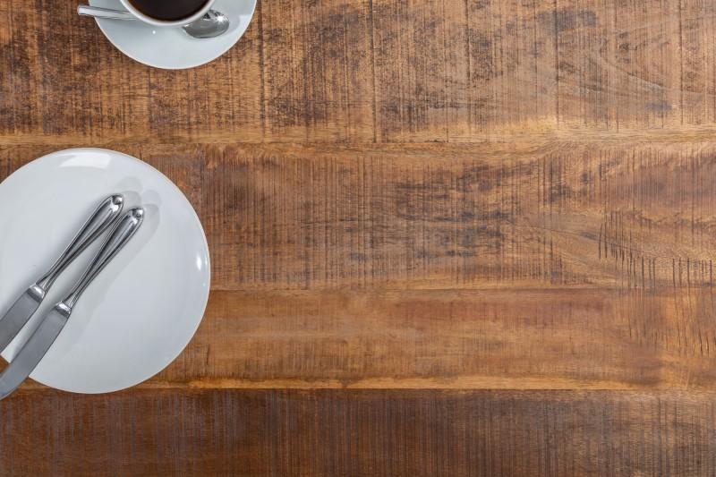Jídelní stůl Casey 160cm x 90cm - mango / 39773