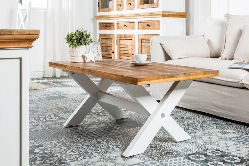 Konferenční stolek Casey 110cm x 60cm - mango / 39775