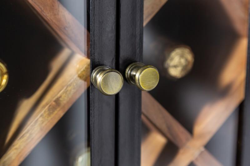 Barová skříňka Bosco 50cm x 145cm - akát / 39784