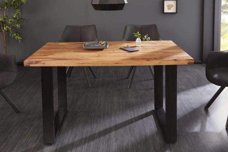 Jídelní stůl Torrens 140cm x 80cm - Sheesham / 39867