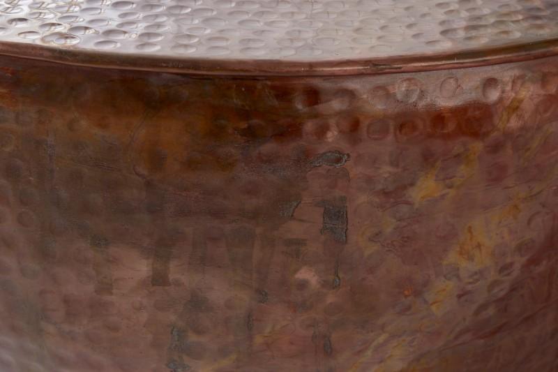 Konferenční stolek Sidon II 60cm - plamenná měď / 39535