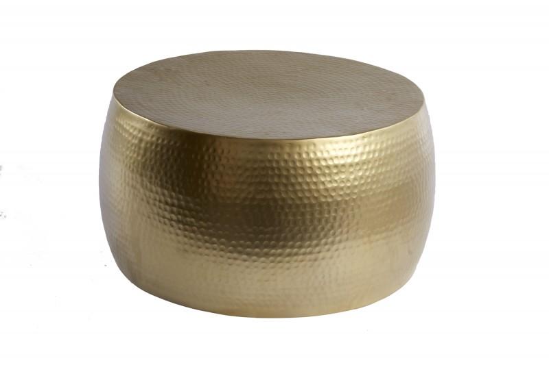 Konferenční stolek Orient II 60cm zlato / 39886