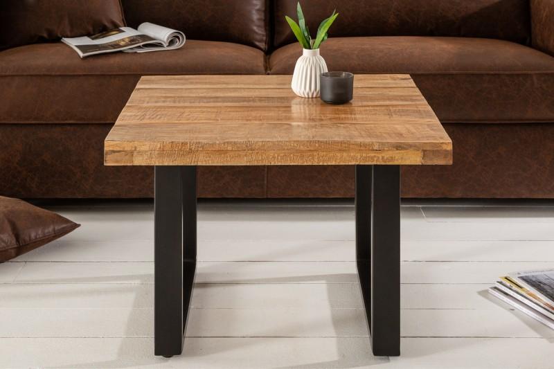 Konferenční stolek Hobart 60cm x 60cm - mango / 39873