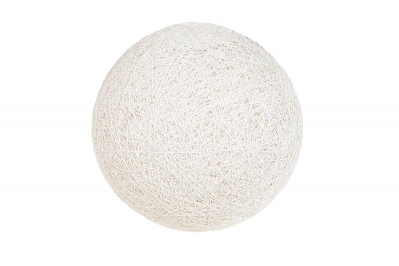 Závěsná lampa Milles - bílá 45cm / 11012