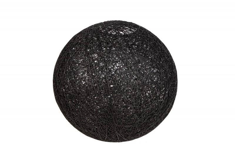 Závěsná lampa Milles 35cm - černá / 35271