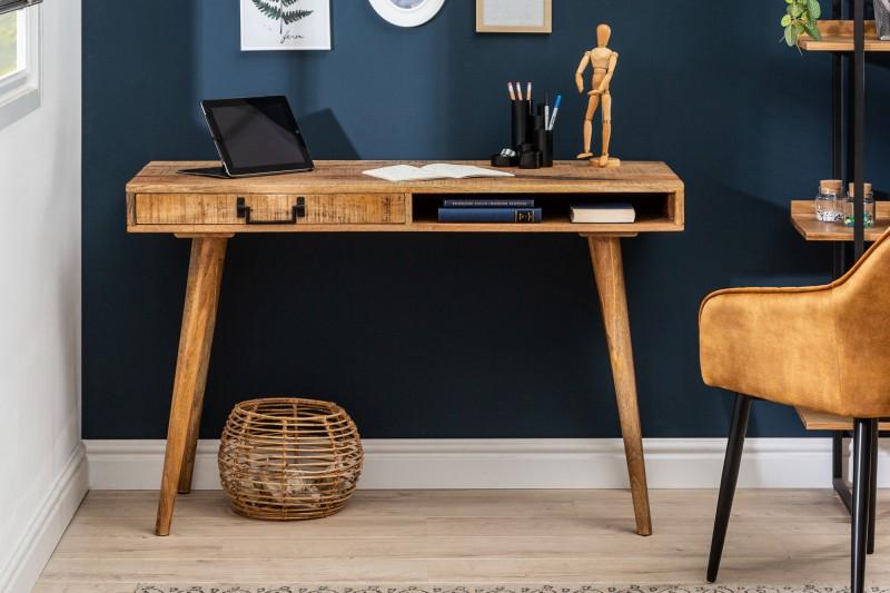Pracovní stůl Retro 120 cm Mango / 39959