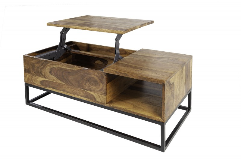 Konferenční stolek Makassar Function 110cm Sheesham / 39962