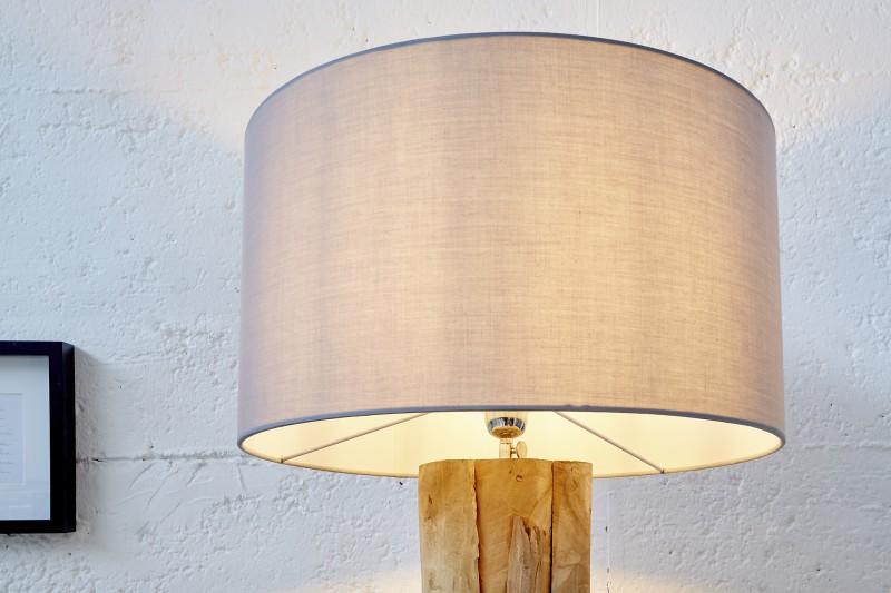 Stínová lampa Roots grey / 39322