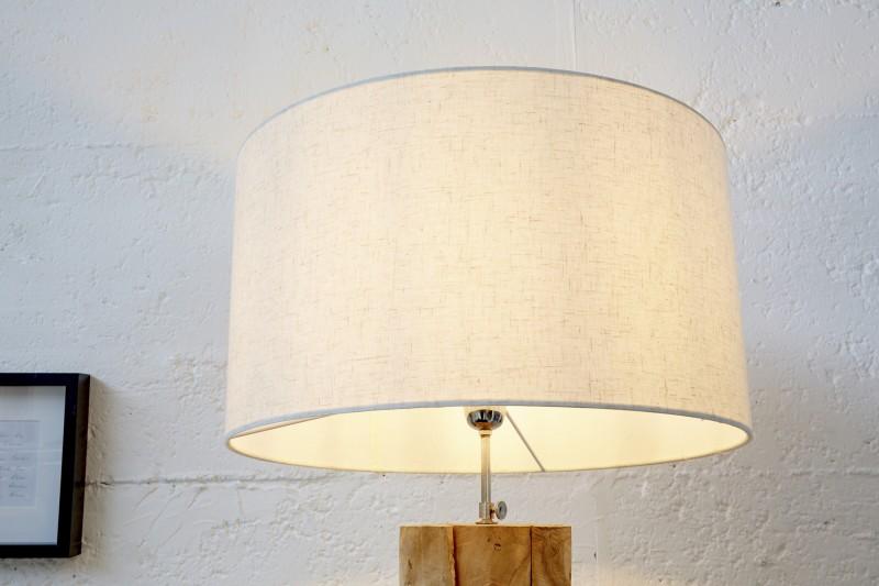 Stínová lampa Roots přírodní / 39323