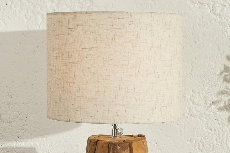 Stolní lampa Roots (stínítko) - přírodní / 39728