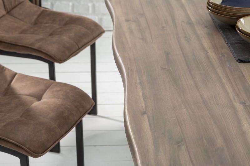 Jídelní stůl Colombo Grey 200cm x 100cm - šedý akát / 39790