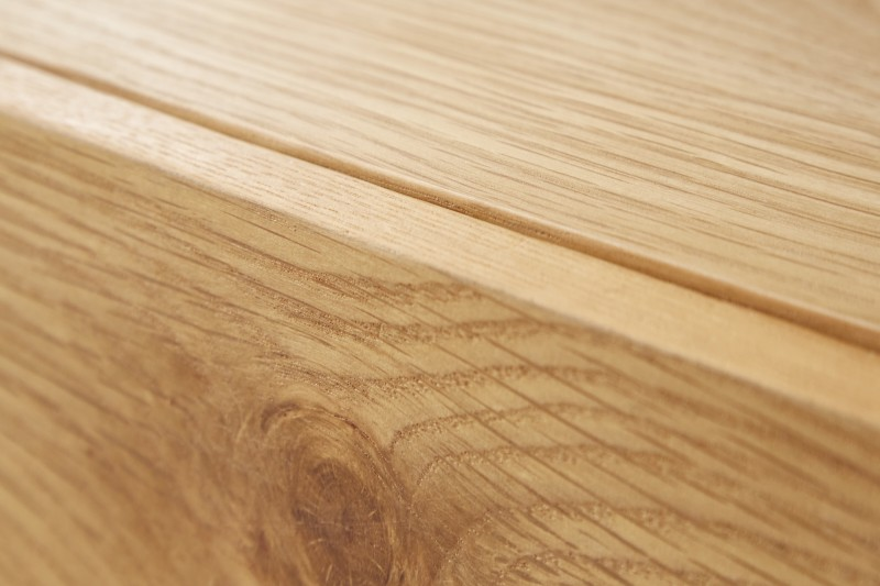 Toaletní stolek Modesto 100cm x 75cm - přírodní dub / 39706