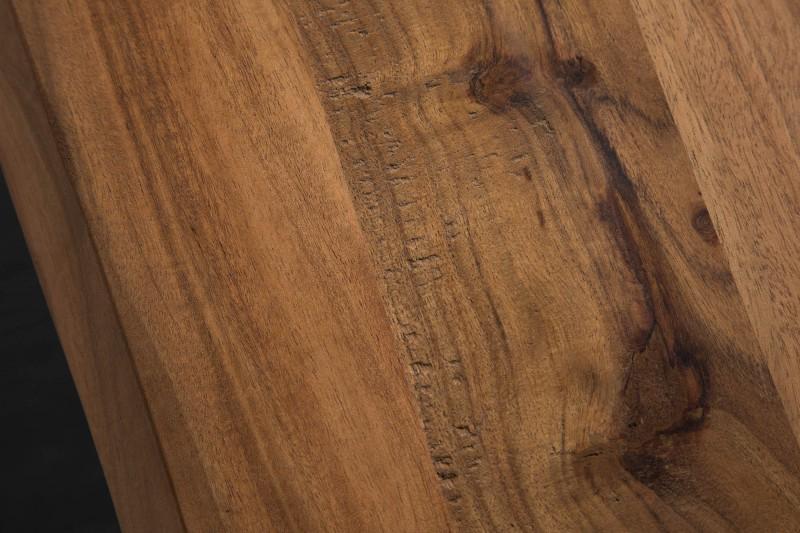 Jídelní stůl Mineiro 140cm x 90cm - divoký akát / 39911