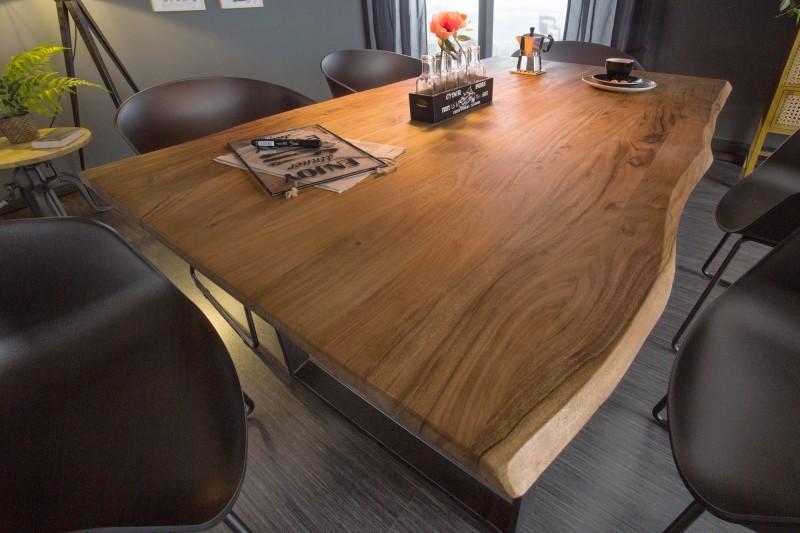 Jídelní stůl Mineiro 160cm x 90cm - divoký akát, 26mm / 39912