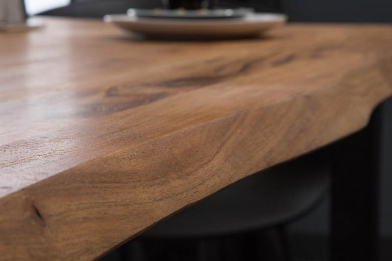 Jídelní stůl Mineiro Wild 160cm x 90cm - divoký akát, 26mm / 39912