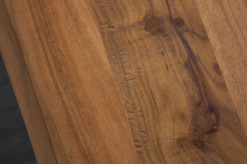 Jídelní stůl Mineiro 200cm x 100cm - divoký akát, 35mm / 39909