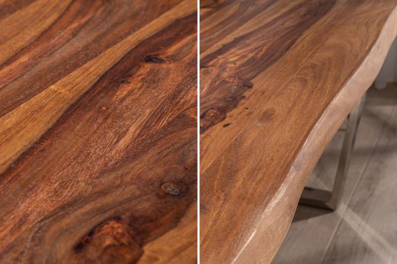 Jídelní stůl Mammut 180cm Sheesham 35mm / 39858