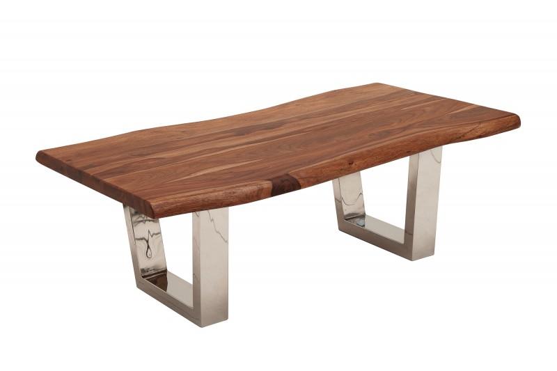 Konferenční stolek Mammut 110cm Sheesham 35mm / 39862