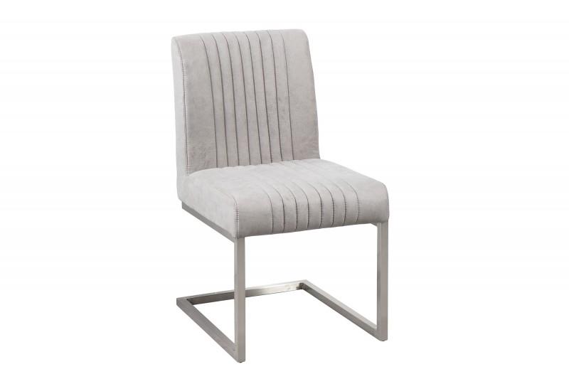 Konzolové židle Big Aston kámen šedá / 39854