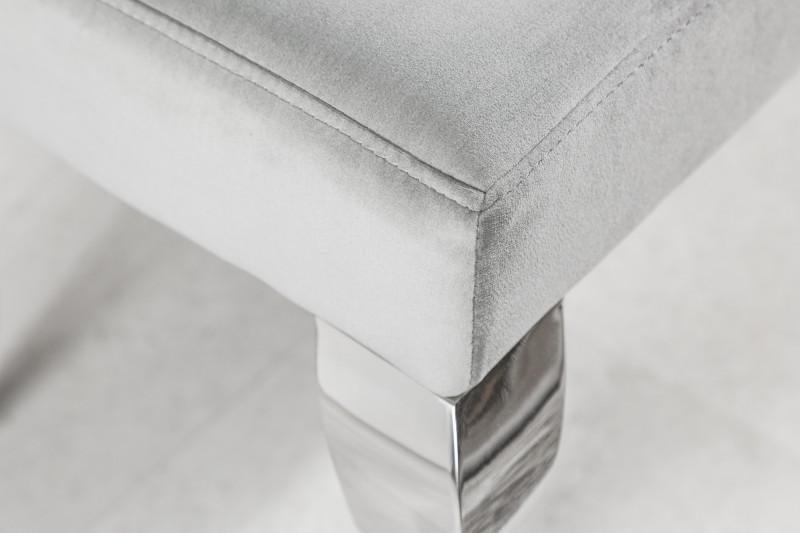 Lavice Giacomo 172cm x 47cm - šedá / 39161