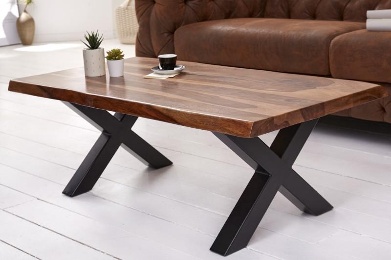 Konferenční stolek Amazonas X 110cm Sheesham / 40196