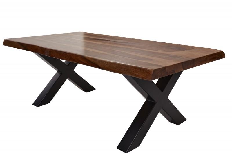 Konferenční stolek Sachigo 110cm x 60cm - Sheesham / 40196
