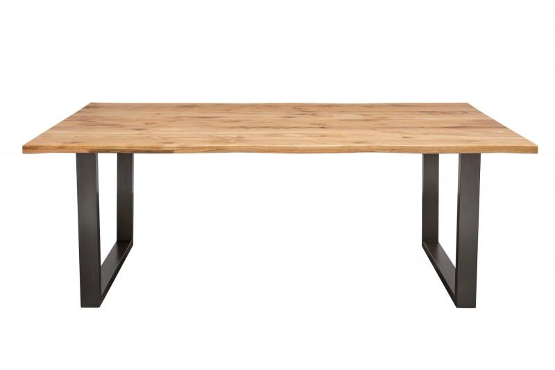 Jídelní stůl Fuerteventura 160cm x 90cm - divoký dub / 39438