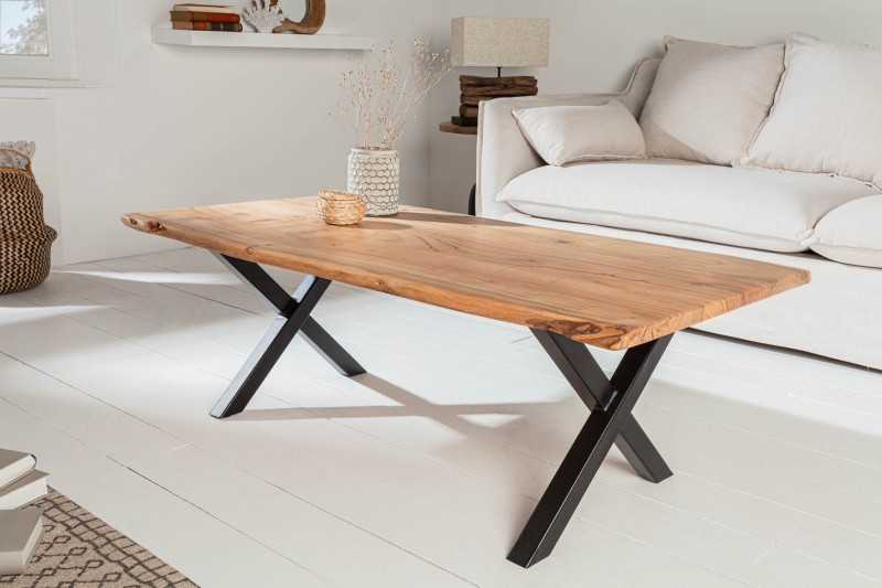 Konferenční stolek Colombo 118cm x 60cm - akácie / 38921