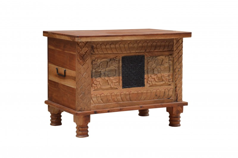 Konferenční stolek Mystic 65cm Acacia Mango / 39648